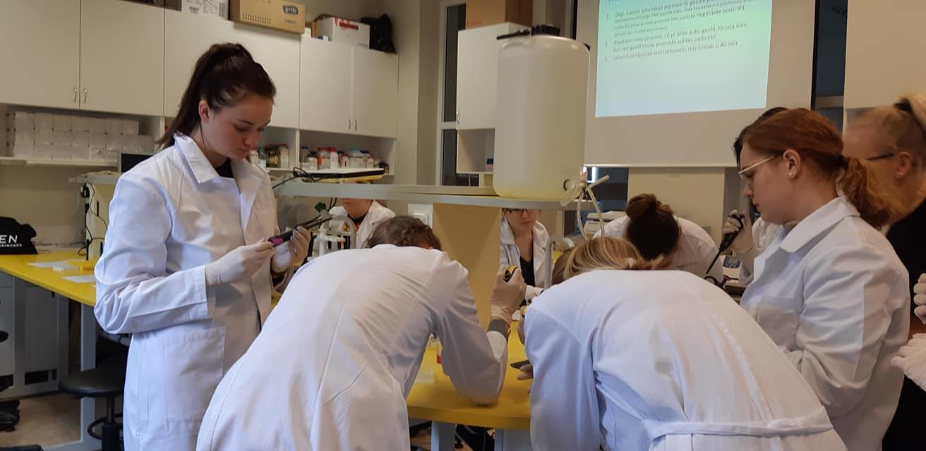 Geneetika õppepäev Tartu Ülikoolis