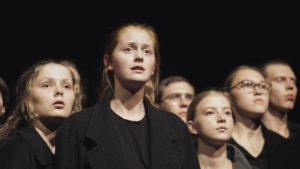 Näitetrupp EKSPERIMENT rahvusvahelisel teatrifestivalil Saksamaal