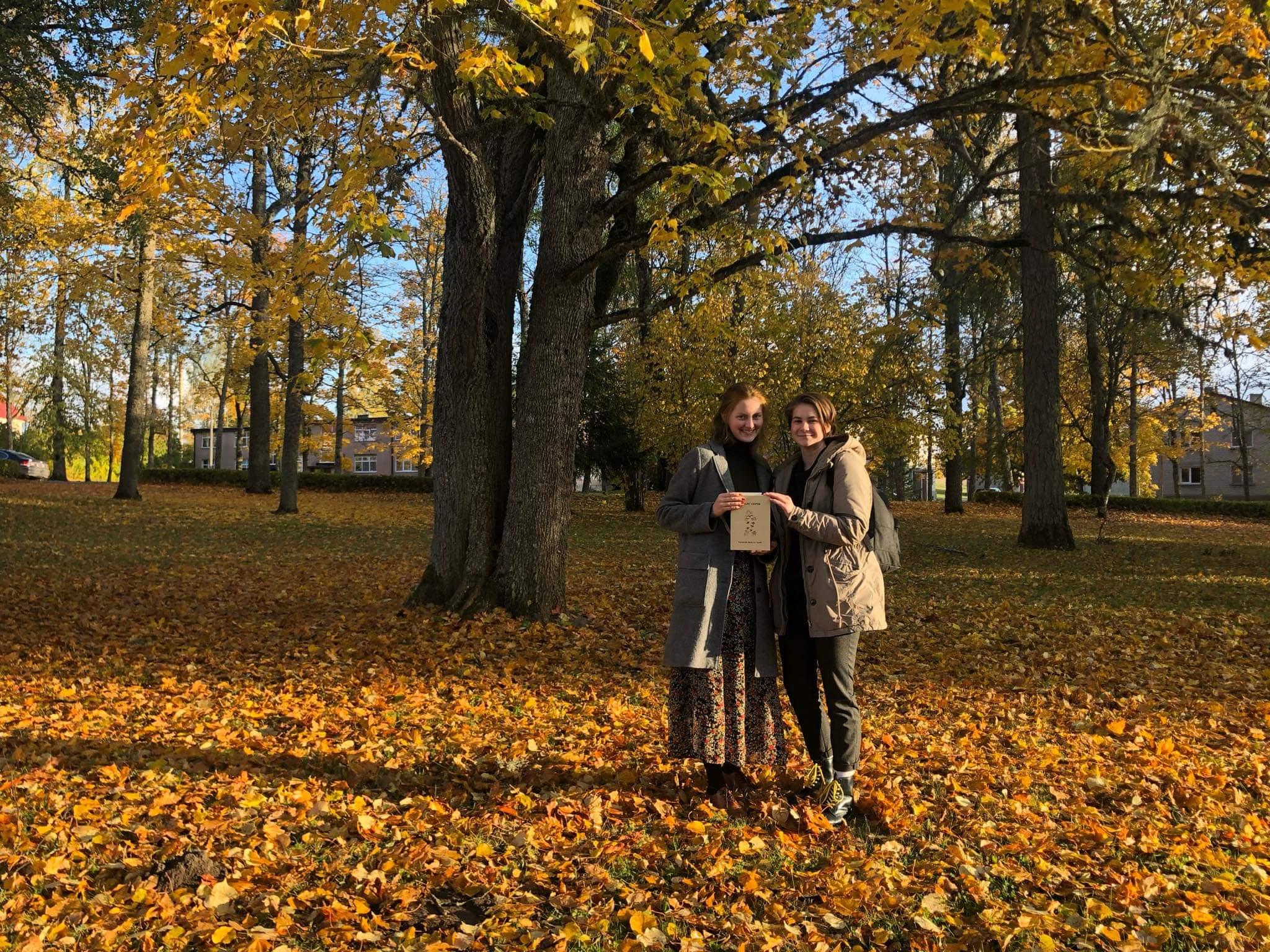 Liisa Veski (G1) saavutas luulekonkursil I koha