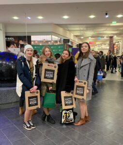 ÕF TüVi sai Eesti õpilasfirmade laadalt rahva lemmiku auhinna