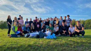 Maailmakoristuspäeva raames osales talgutel meie 46 õppijat